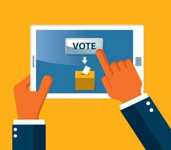 Le vote électronique aux élections européennes : vote online, modern democracy