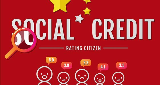 EU regulation to prohibit social credit systems through facial recognition