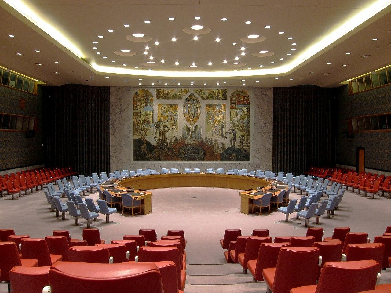 The EU as a permanent member of the UN Security Council