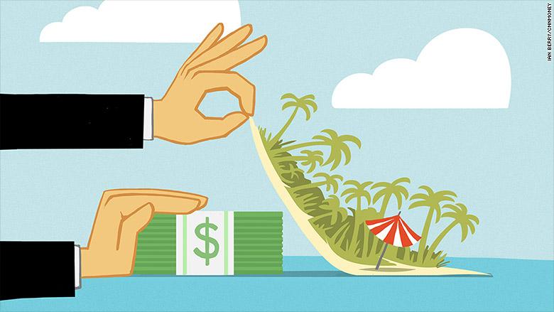 Start fighting tax havens inside & outside the EU